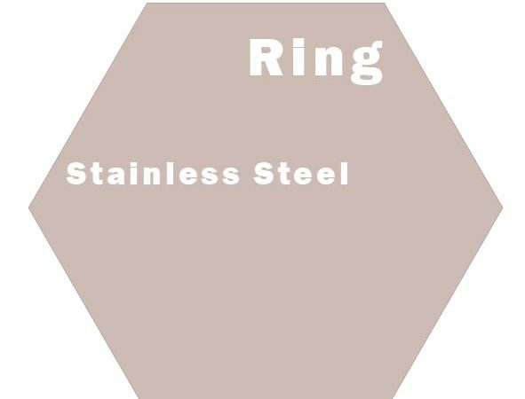 S.Steel Ring